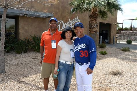 dodgers manager dave roberts father waymon dies  age  orange county register
