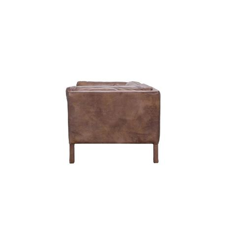 canap駸 interiors canap 233 cuir seattle marron interior s
