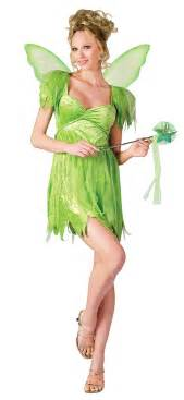 How To Make A Tinkerbell Costume For Adults by Neverland Tinkerbell Fairy Costume Costume Craze