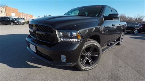 St Charles Chrysler by New 2018 Ram 1500 Sport Crew Cab In St Charles D4493