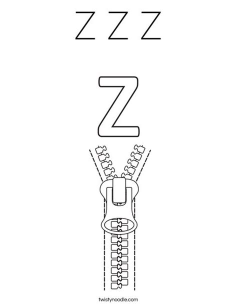 blockhead tony s coloring book zip z z z coloring page twisty noodle