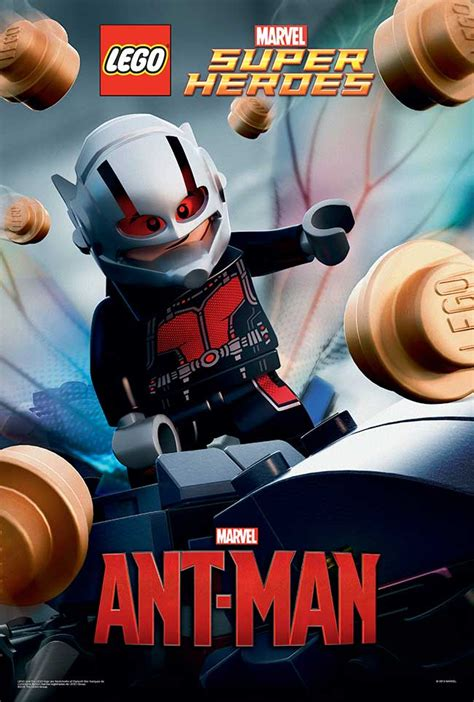 Lego Antman lego releases ant poster major spoilers
