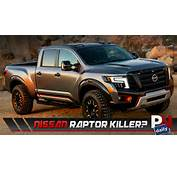 Did Nissan Just Create A Ford Raptor Killer Check Out The