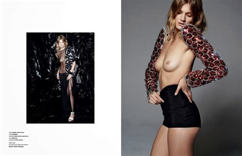 The Sex Killers Constance Jablonski Topless Photoshoot