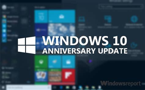 Windows 10 Anniversary Update das windows 10 anniversary update ist da