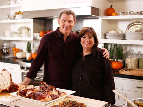 chef garten nyc has thanksgiving cred with lots of celebrity chefs