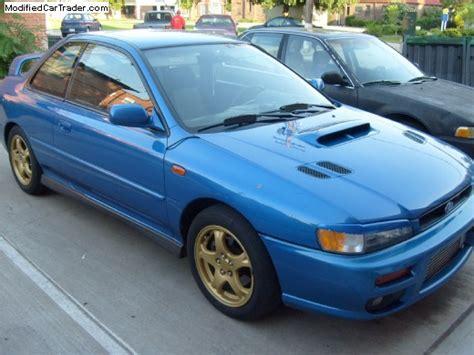 1998 Subaru Rs by 1998 Subaru Impreza Rs Sti For Sale Wichita Kansas