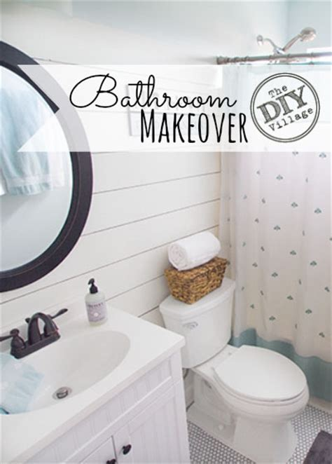 diy small bathroom makeovers guest bathroom update a paint refresh the diy