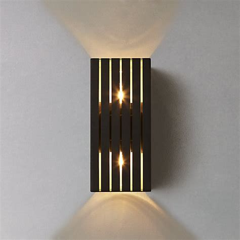 Patio Wall Lights Buy Lewis Zurich Outdoor Wall Light Lewis