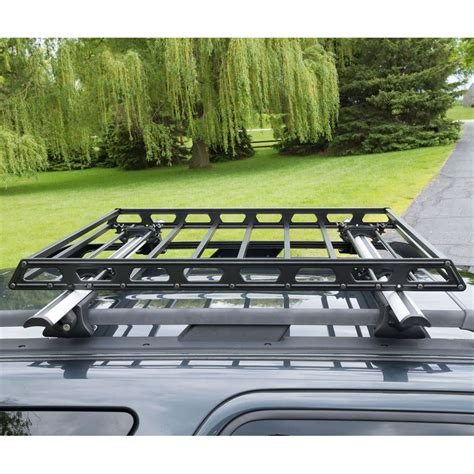Cargo Storage Racks by Low Profile Multi Purpose Rooftop Cargo Rack Rb 7206