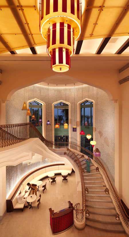atlantis hotel  palm dubai  architect