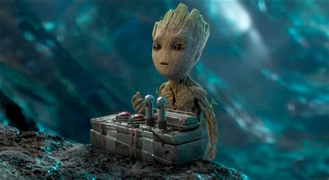 I Am Groot Guardians Of The Galaxy baby groot steals the guardians of the galaxy 2