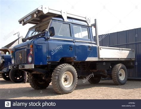 land rover forward land rover 101 forward gs series 2 based stock