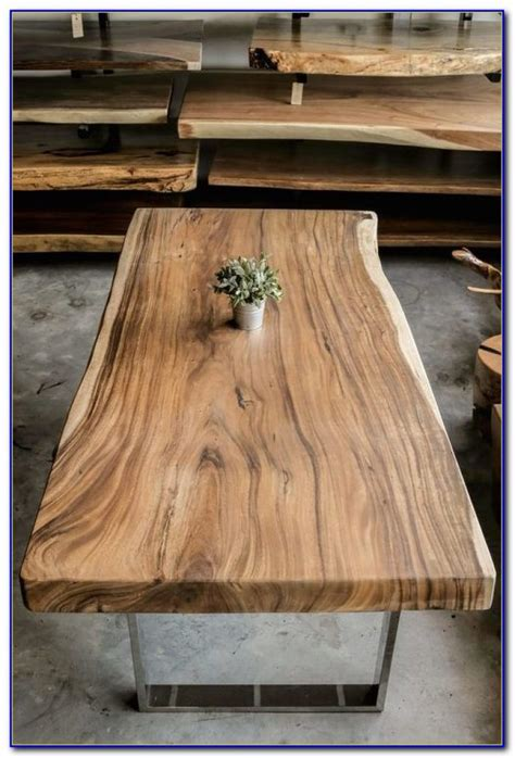 unfinished wood desk top solid wood table top movement tabletop home design