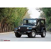 Mahindra Thar  Test Drive &amp Review Page 220 Team BHP