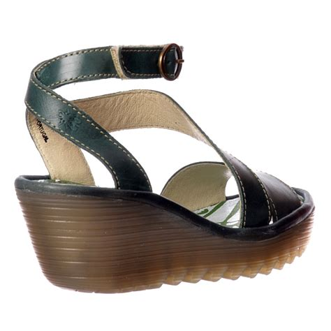 sandals that wrap around the ankle womens fly yesk leather wrap around ankle