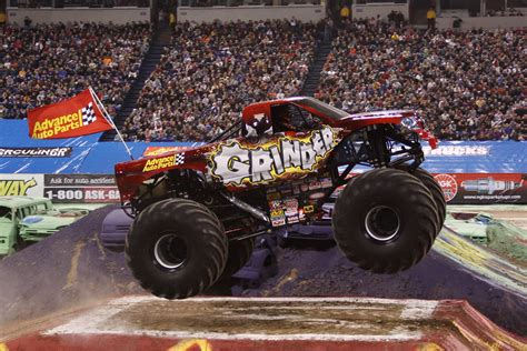 monster truck jam video lets get loud with monster jam toronto little miss kate
