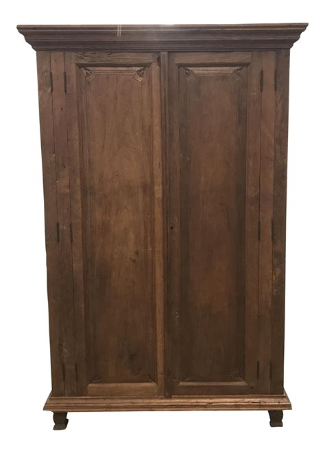 antique oak armoire 1900s antique oak armoire chairish