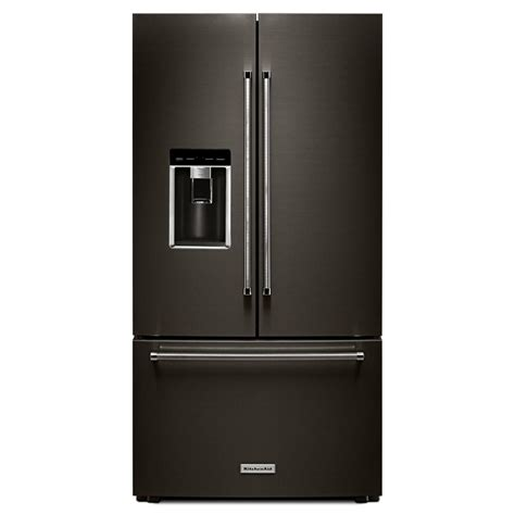cut out dimensions for 23 cu ft counter depth french door kitchenaid 36 in w 23 8 cu ft french door refrigerator