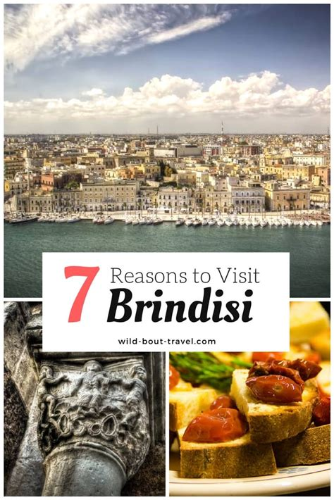 7 Reasons To Travel To Germany by 7 Reasons To Visit Brindisi