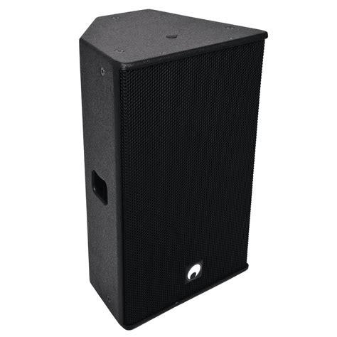 Speaker Pas omnitronic pas 215 2 way top 15 passive speaker at