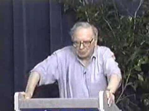 Warren Buffett On Mba by Warren Buffett Mba Talk Part 8