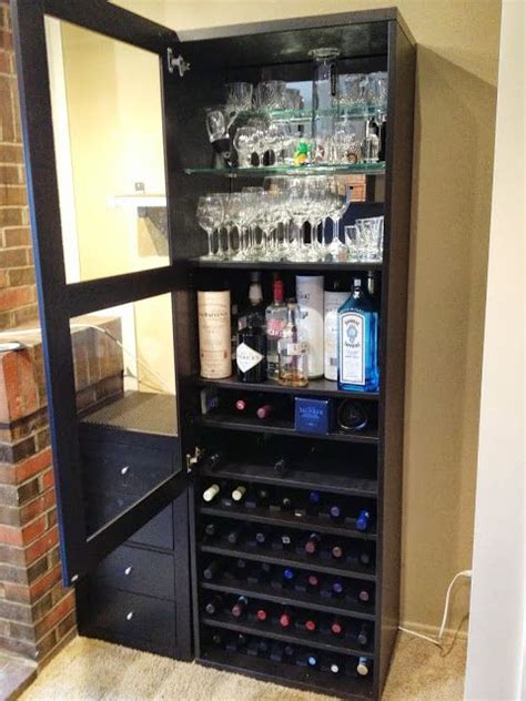 liquor cabinet ikea best 25 ikea hack besta ideas on pinterest ikea