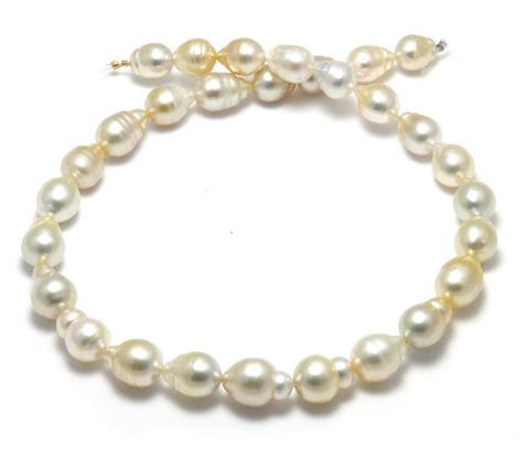 wholesale pearls for jewelry wholesale south sea pearl necklace with circle semi