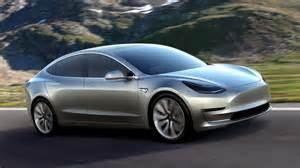 Tesla Electric Car Msrp 2017 Tesla Model 3 Technical Specifications And Data