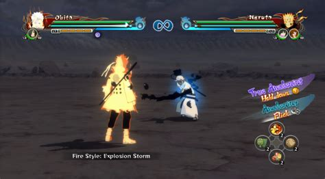 mod game naruto revolution perfect juubito v2 staff w orbs moveset and more at naruto