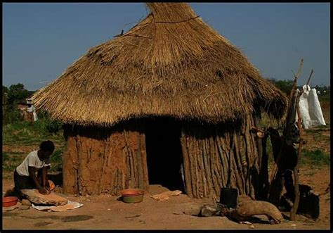 africa houses africa an african house in a village in the midlands zimbabwe safy architecture