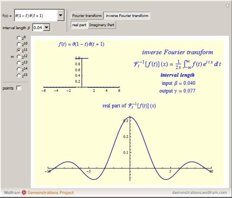 fast fourier transform algorithm pictures to pin on