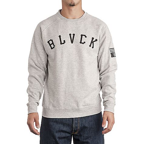 Sweater Grandsfam black scale grand slam s grey crewneck sweater