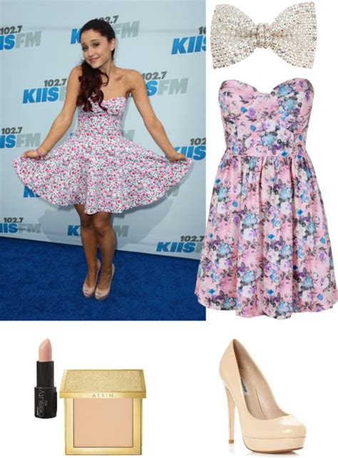 what is ariana grandes style quot ariana grande style quot by blondethinking liked on polyvore