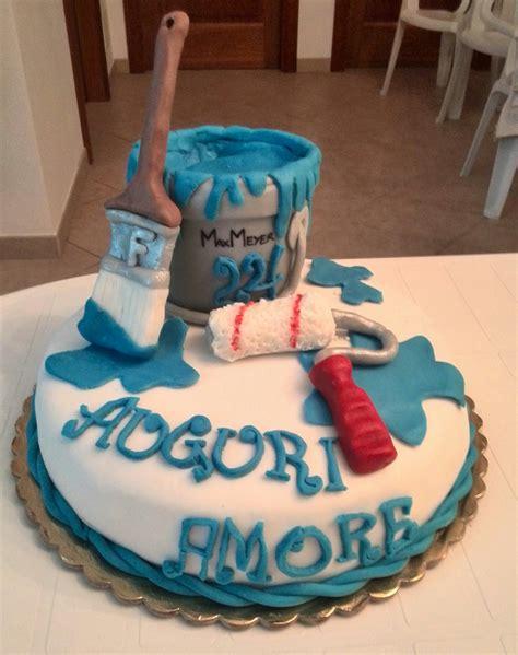 Kamila Misya torta di compleanno per il mio ragazzo uncinetto
