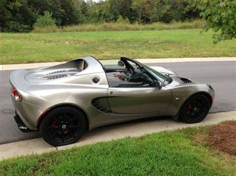 transmission control 2006 lotus elise regenerative braking purchase used 2006 lotus elise in huntersville north carolina united states