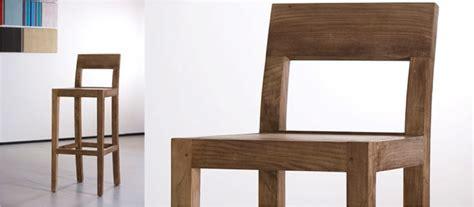 oak high bar stools   natural wood rustic bar chair