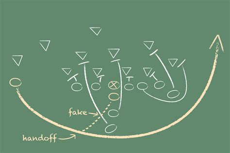 football play 10 best football trick plays gear patrol