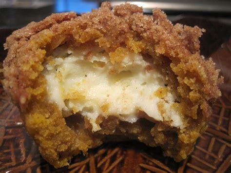 pumpkin cream cheese muffins recipe dishmaps