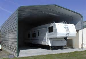 Trailer Garage Rv Covers Rv Carports Motorhome Covers Rv Buildings