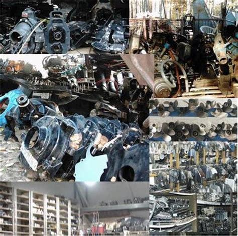 used boat engine parts used boat parts outboard motor components