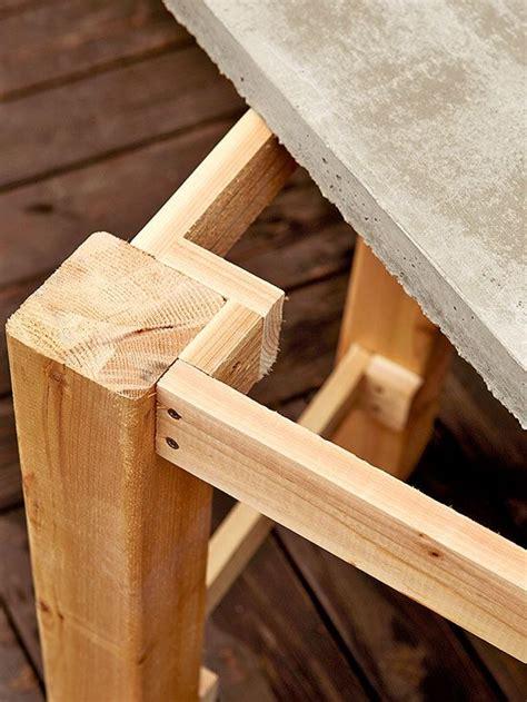 table el patio paso a paso para hacer tu propia mesa de exterior diy s