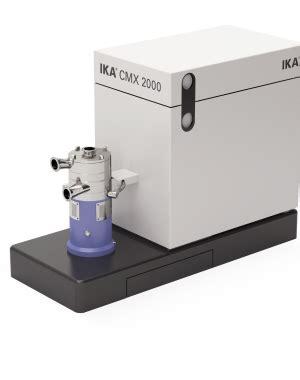 Mixer Cmx 07 inline batch mixer for solids and liquids vekamaf