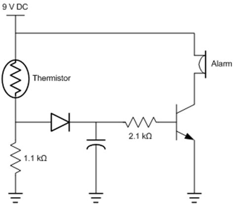 ntc thermistor circuit design thermal time constant and ntc thermistors a practical study