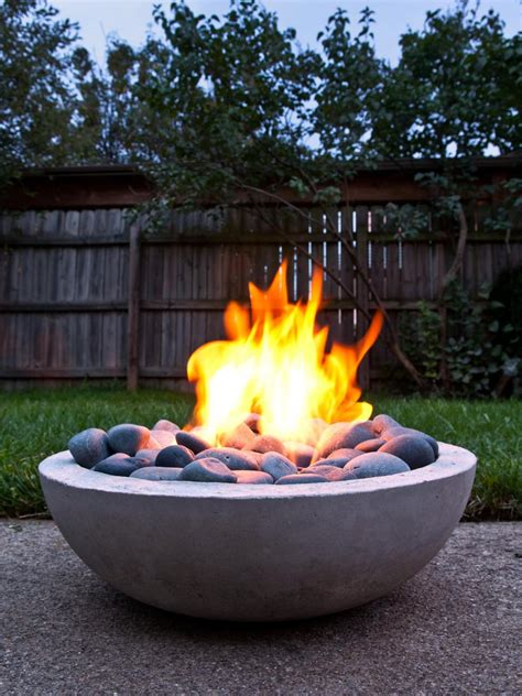 15 patio sized pits and water features hgtv
