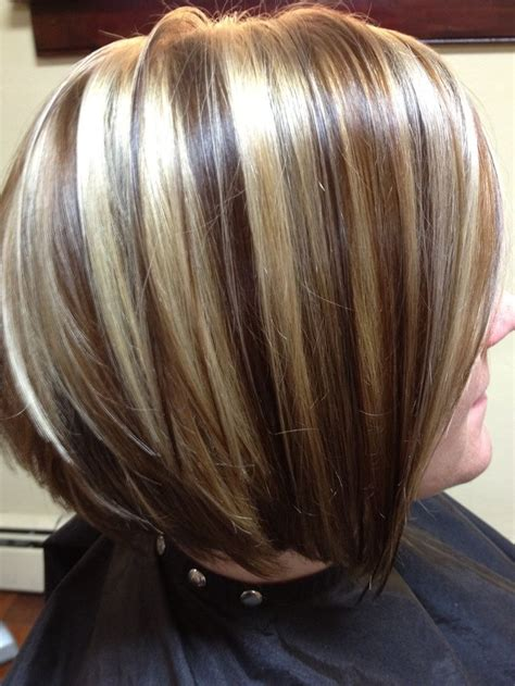 short brown hair with chunky blond 25 best ideas about chunky blonde highlights on pinterest