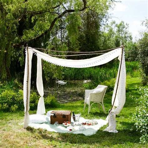 backyard canopy ideas 20 diy outdoor curtains sunshades and canopy designs for summer decorating