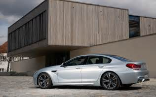 2014 Bmw 650i Gran Coupe 2014 Bmw M6 Gran Coupe Drive Motor Trend