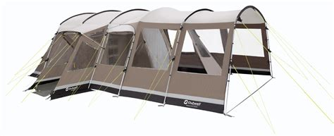 outwell montana 6 front awning outwell montana 6 front extension mocca tent