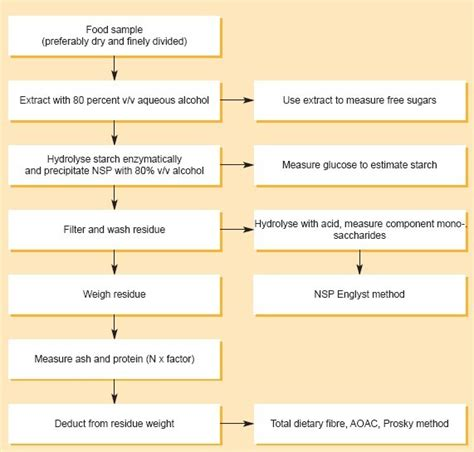 carbohydrates units of measure food composition data